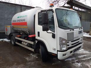 naujas dujovežis sunkvežimis ISUZU