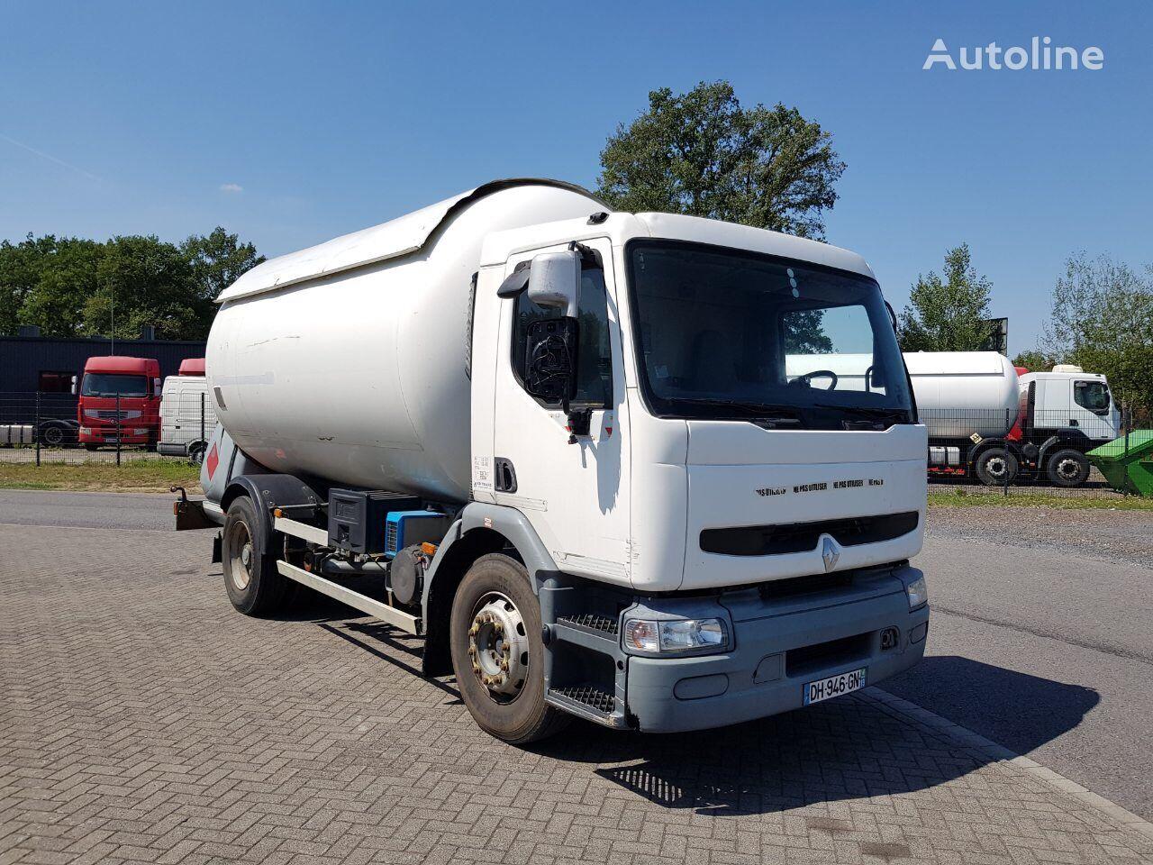 dujovežis sunkvežimis RENAULT Premium 270 dci