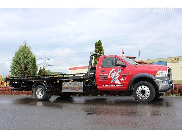 evakuatorius sunkvežimis DODGE RAM 5500 Heavy Duty SLT