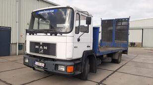 evakuatorius sunkvežimis MAN FL 14.192 Euro 1 Engine / Winch 15000 kg