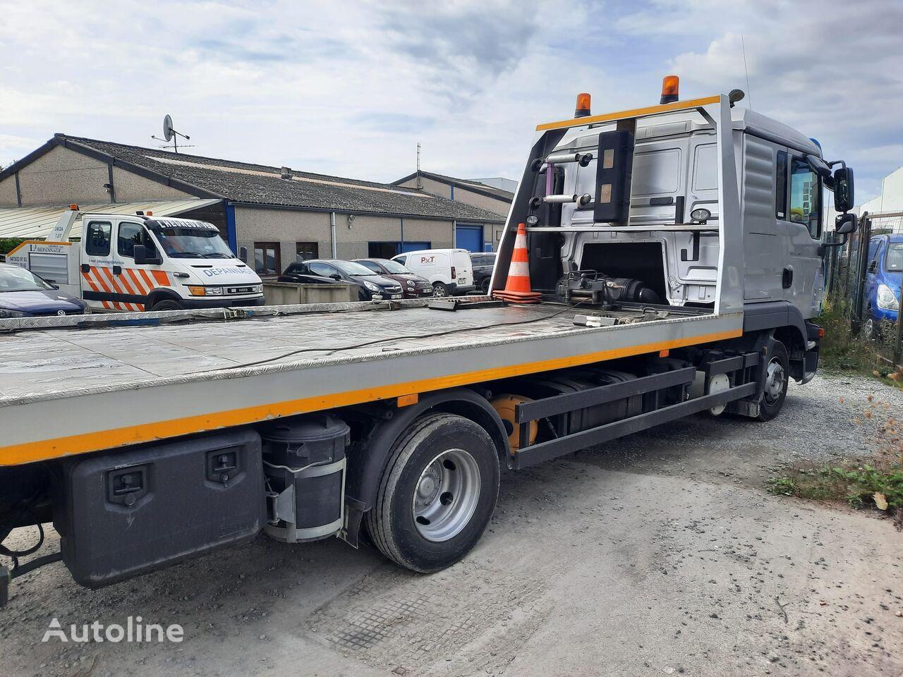 evakuatorius sunkvežimis MAN TGL 8.210