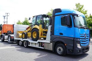evakuatorius sunkvežimis MERCEDES-BENZ Actros 2542 , E6 , MEGA , NEW BODY , car tow 10T , hydraulic ram