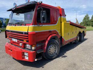 evakuatorius sunkvežimis SCANIA P113