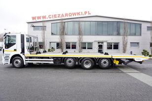 evakuatorius sunkvežimis IVECO Stralis 360 , EEV , 8X2 , tridem , load 17t , 8,8m long , retard