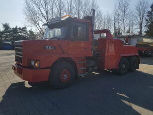 evakuatorius sunkvežimis SCANIA 112
