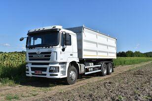 naujas grūdovežis sunkvežimis SHACMAN SHAANXI SX3258DR384