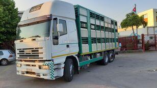 gyvulių pervežimo sunkvežimis IVECO Eurostar 240E42