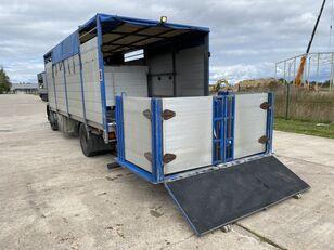 gyvulių pervežimo sunkvežimis MAN 14.224 4x2 With Lift