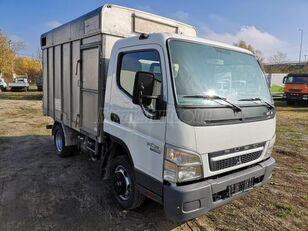 gyvulių pervežimo sunkvežimis MITSUBISHI CANTER 3.0 d