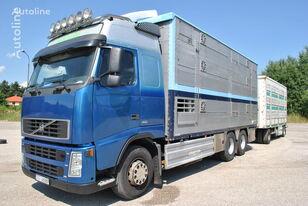 gyvulių pervežimo sunkvežimis PEZZAIOLI FH12 480
