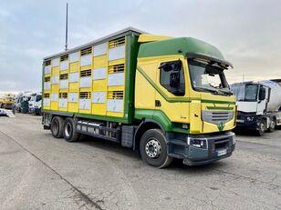 apgadint. gyvulių pervežimo sunkvežimis RENAULT PREMIUM 460