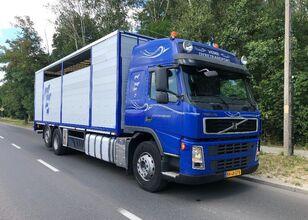 gyvulių pervežimo sunkvežimis VOLVO FM 440 DO BYDLA -ZYWCA