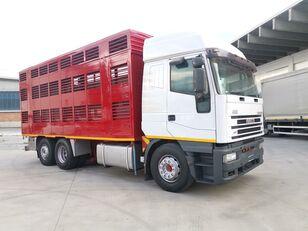gyvulių pervežimo sunkvežimis IVECO 240E48 CURSOR ANIMALI VIVI