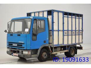 gyvulių pervežimo sunkvežimis IVECO 65E14