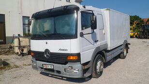 inkasacijos sunkvežimis MERCEDES-BENZ ATEGO 1223