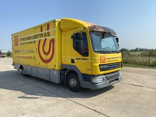 izoterminis sunkvežimis DAF LF 45.220 235.000tkm