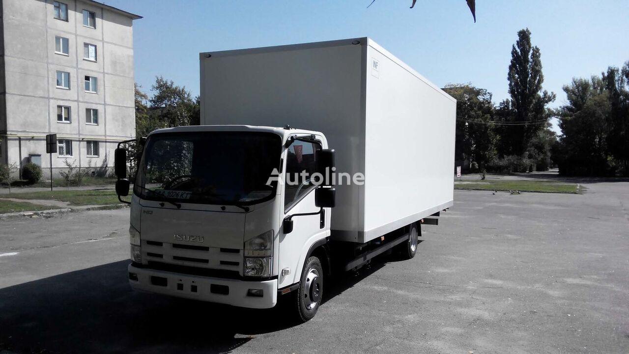 naujas izoterminis sunkvežimis ISUZU NQR90M