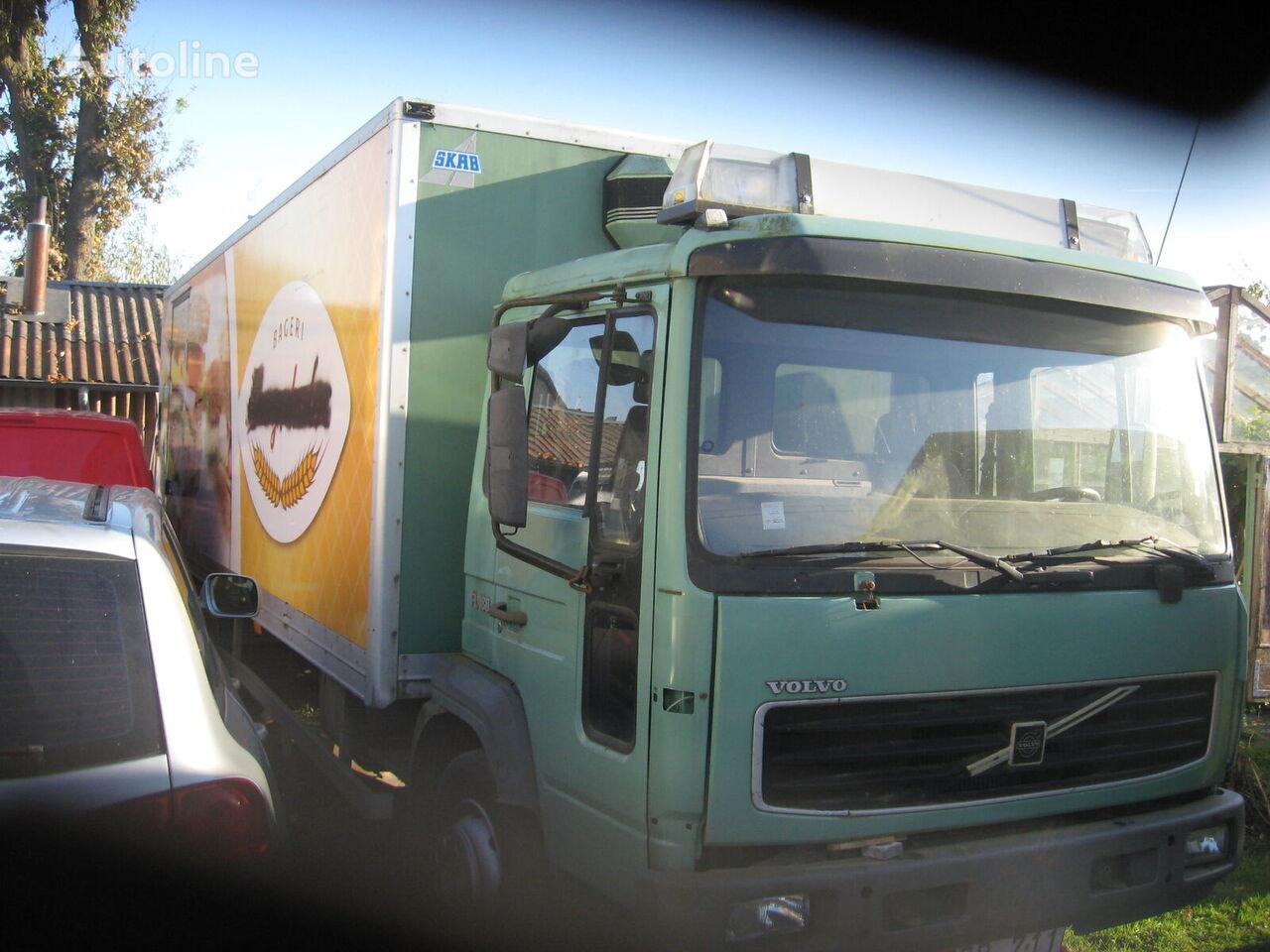 izoterminis sunkvežimis VOLVO FL 180