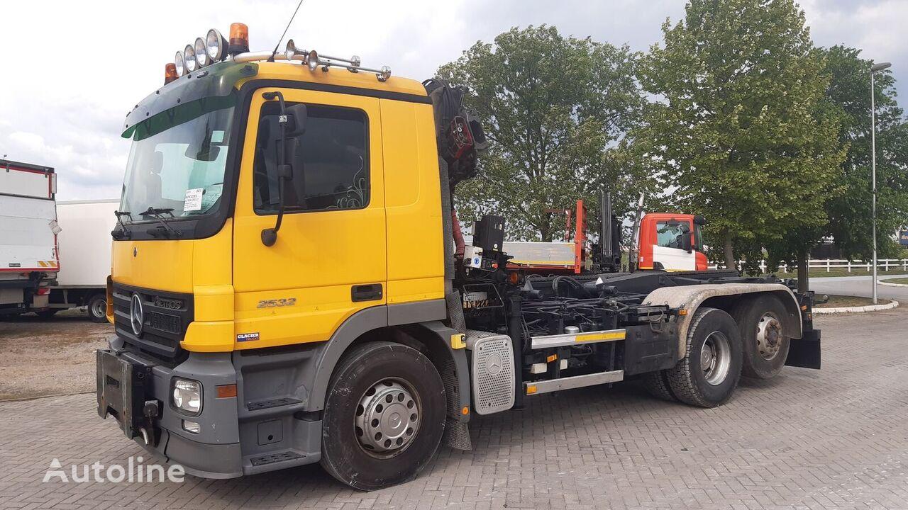 kabelių sistema sunkvežimis MERCEDES-BENZ 2532 ACTROS HIAB 085/ ABROL/ NL BREIF