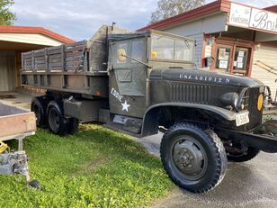 kariuomenės sunkvežimis GMC 1942   CCKW 353 with winch