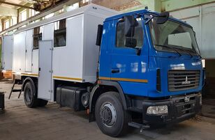 naujas kariuomenės sunkvežimis MAZ 5340
