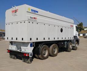 naujas kariuomenės sunkvežimis TEKFALT basFALT Binding Agent Spreader