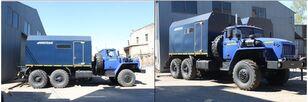 naujas kariuomenės sunkvežimis URAL Паропромысловая установка ППУА-1600/100 на шасси Урал 4320