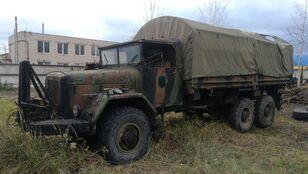 kariuomenės sunkvežimis MAGIRUS-DEUTZ JUPITER dalimis