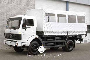 kariuomenės sunkvežimis MERCEDES-BENZ 1017
