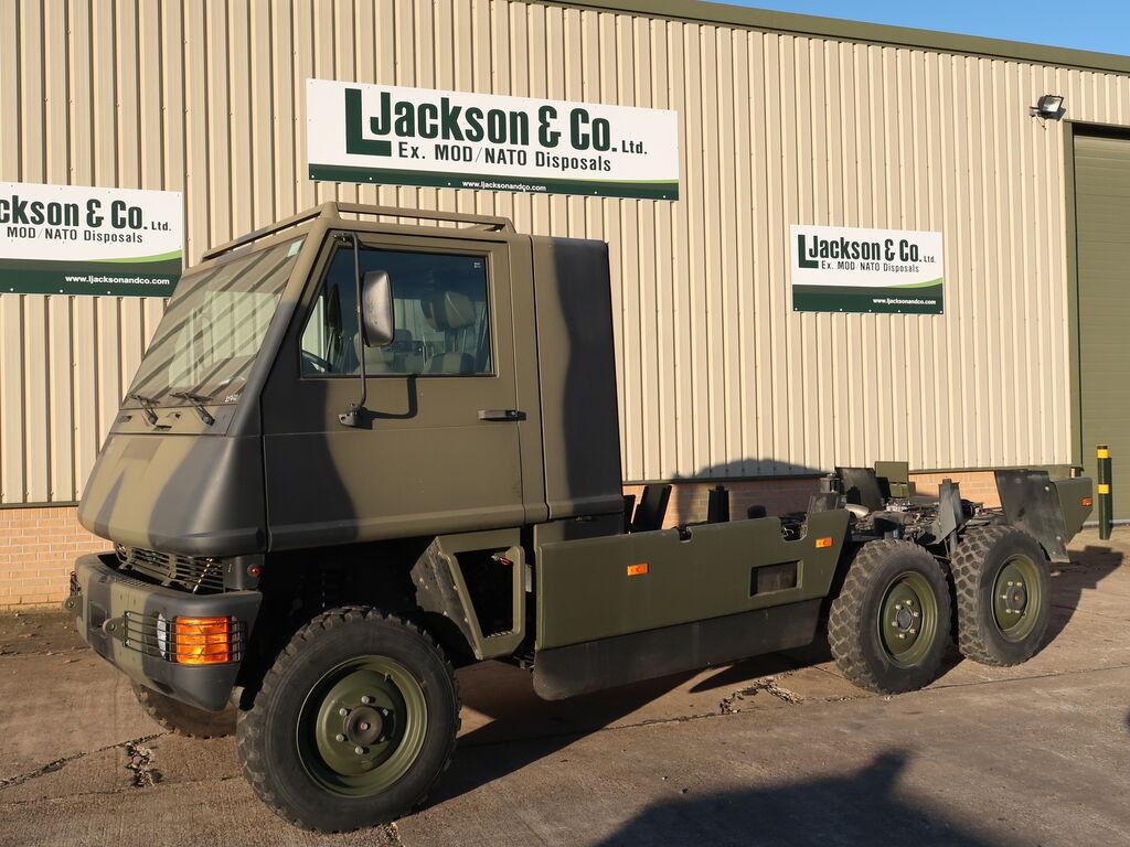 kariuomenės sunkvežimis MOWAG Duro II 6x6
