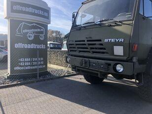 kariuomenės sunkvežimis STEYR 1291.320 P43/M 4x4 Pritsche mit Plane