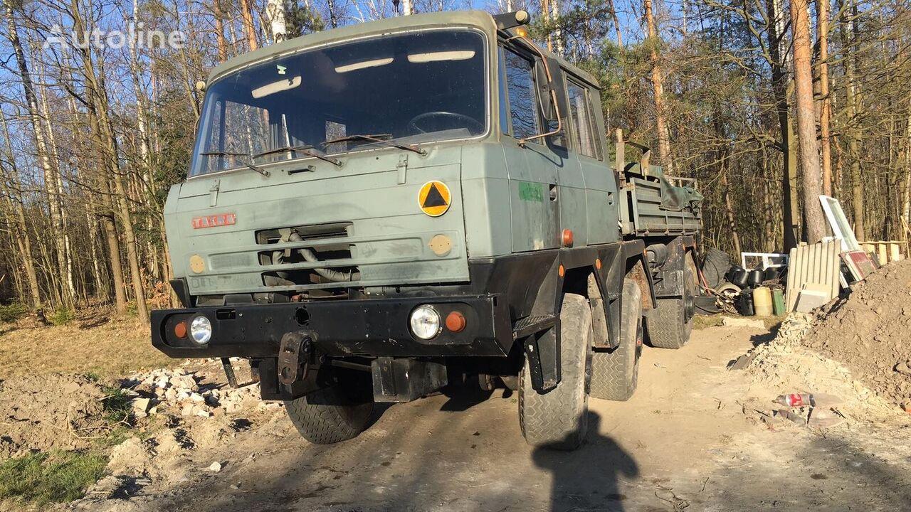 kariuomenės sunkvežimis TATRA 815 TP