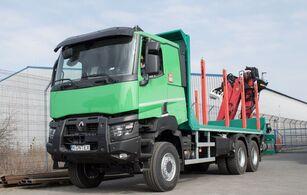 naujas miškovežis sunkvežimis RENAULT K 520 P HEAVY