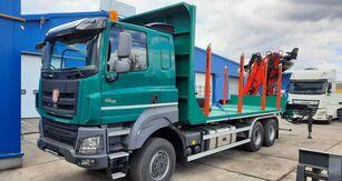 naujas miškovežis sunkvežimis TATRA Phoenix