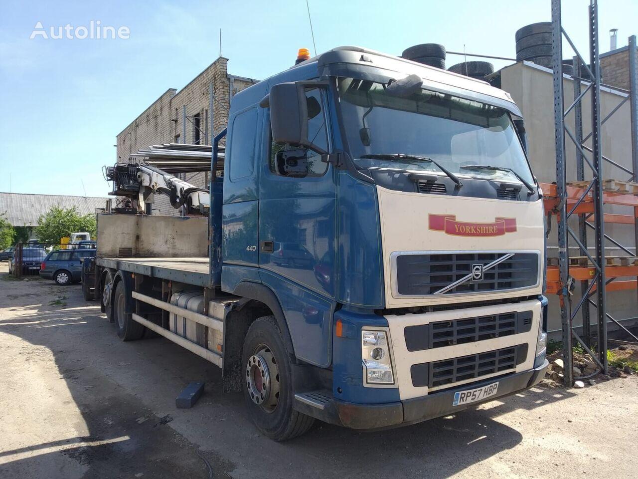 platforma sunkvežimis VOLVO FH 440