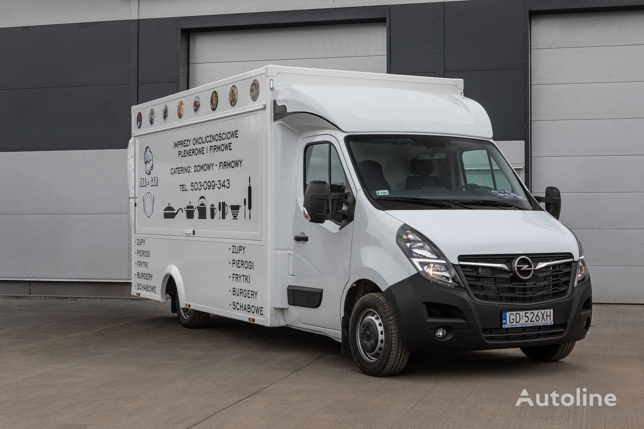 naujas prekybinis sunkvežimis BANNERT Verkaufswagen Imbisswagen Food Truck Elektryk