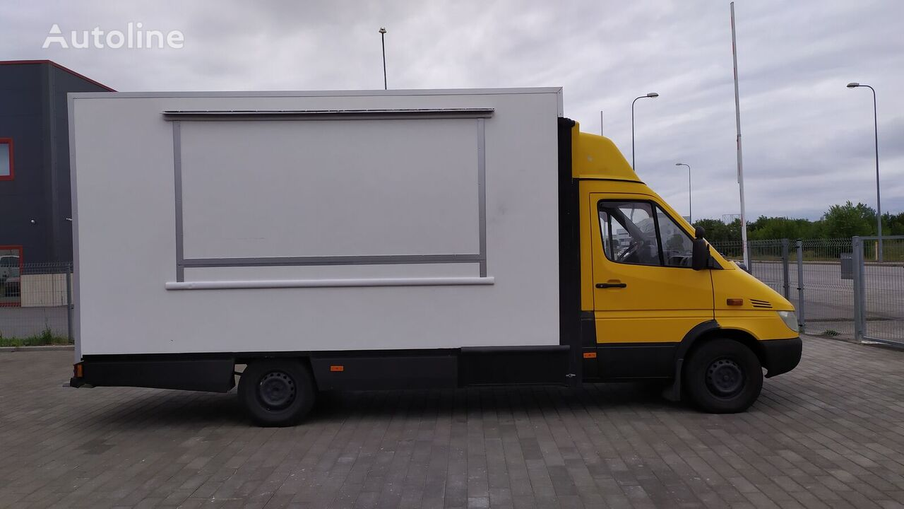 prekybinis sunkvežimis MERCEDES-BENZ 308D
