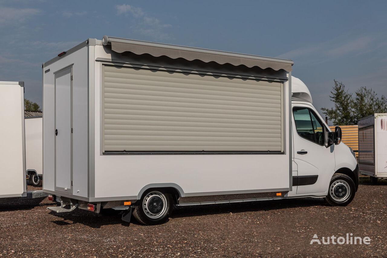 naujas prekybinis sunkvežimis OPEL Verkaufswagen Imbisswagen Food Truck