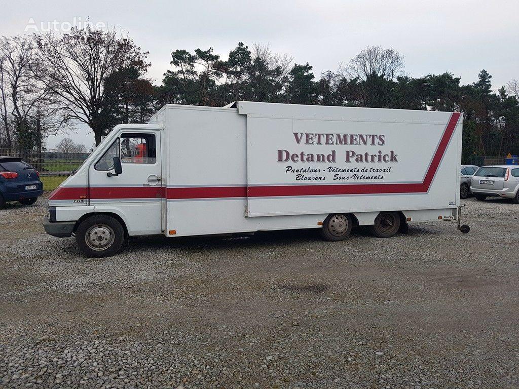 prekybinis sunkvežimis RENAULT Master T35 Foodtruck Autosklep