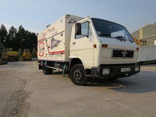 šaldytuvas ledams vežti sunkvežimis MAN 6100F