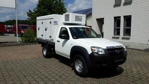 šaldytuvas ledams vežti sunkvežimis MAZDA B 50 4WD ColdCar Eis/Ice -33°C 2+2 Tuev 06.2023 4x4 Eiskühlaufba
