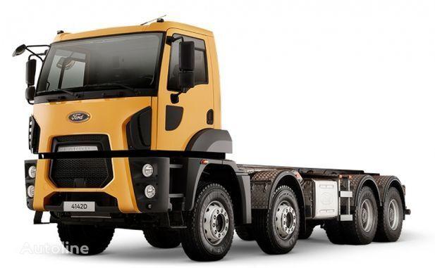 naujas šasi sunkvežimis FORD Trucks 4142D DC