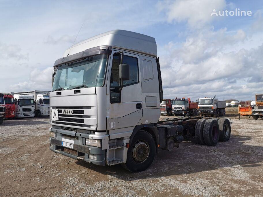 šasi sunkvežimis IVECO Eurostar 260E47 6x4