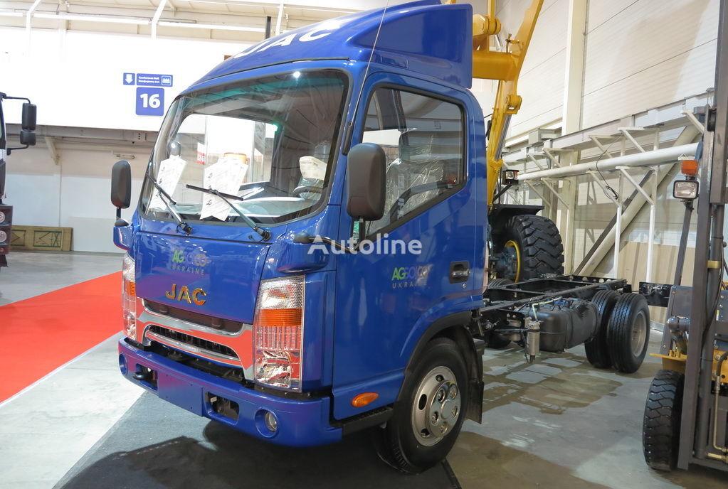 naujas šasi sunkvežimis JAC N56
