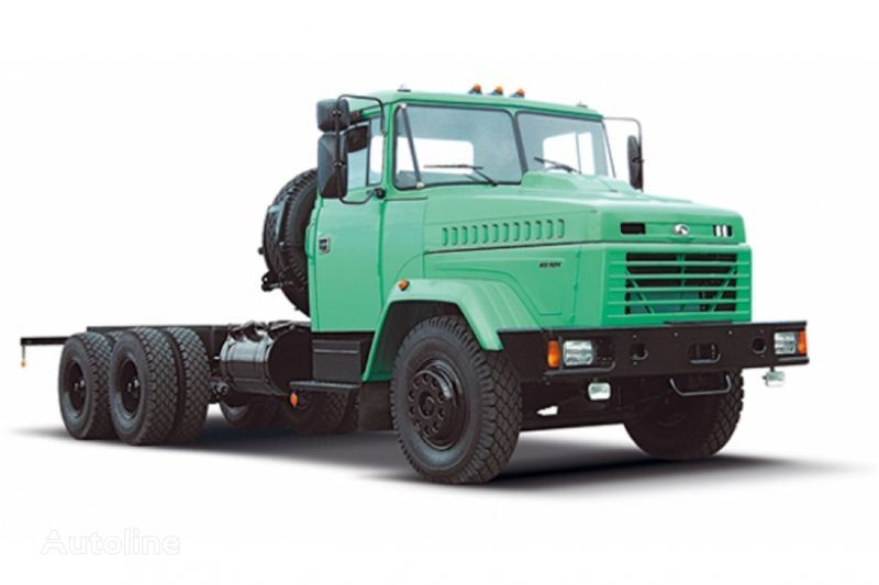 naujas šasi sunkvežimis KRAZ 65101