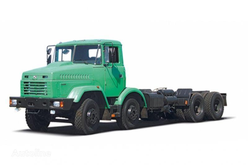 naujas šasi sunkvežimis KRAZ 7133N4