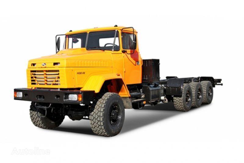 naujas šasi sunkvežimis KRAZ H30.1E