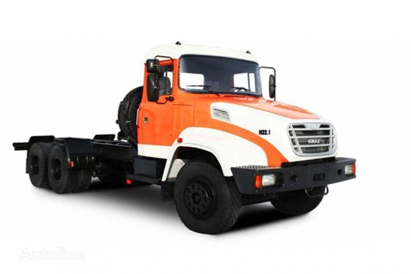 naujas šasi sunkvežimis KRAZ N22.1