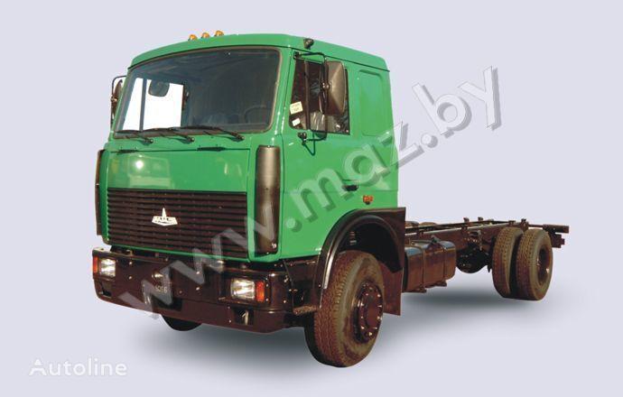 naujas šasi sunkvežimis MAZ 5336