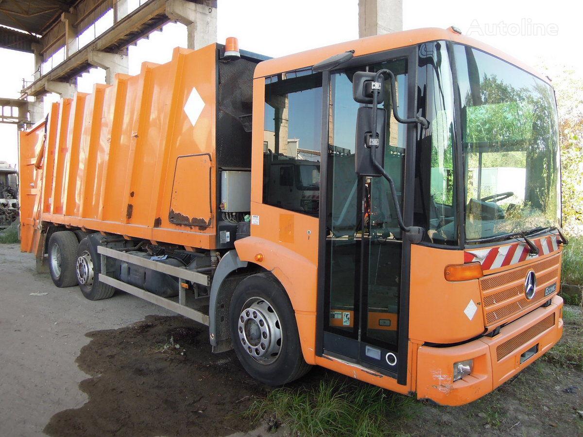 šasi sunkvežimis MERCEDES-BENZ 2628 Econic FOR PARTS na CZĘŚCI dalimis